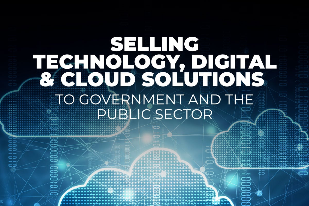 GovData Free Technology Digital and Cloud Solutions webinar
