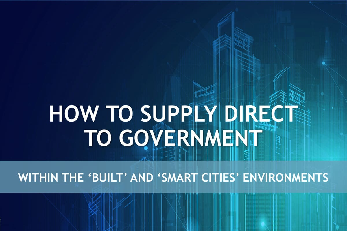 GovData present smart cities webinar Video