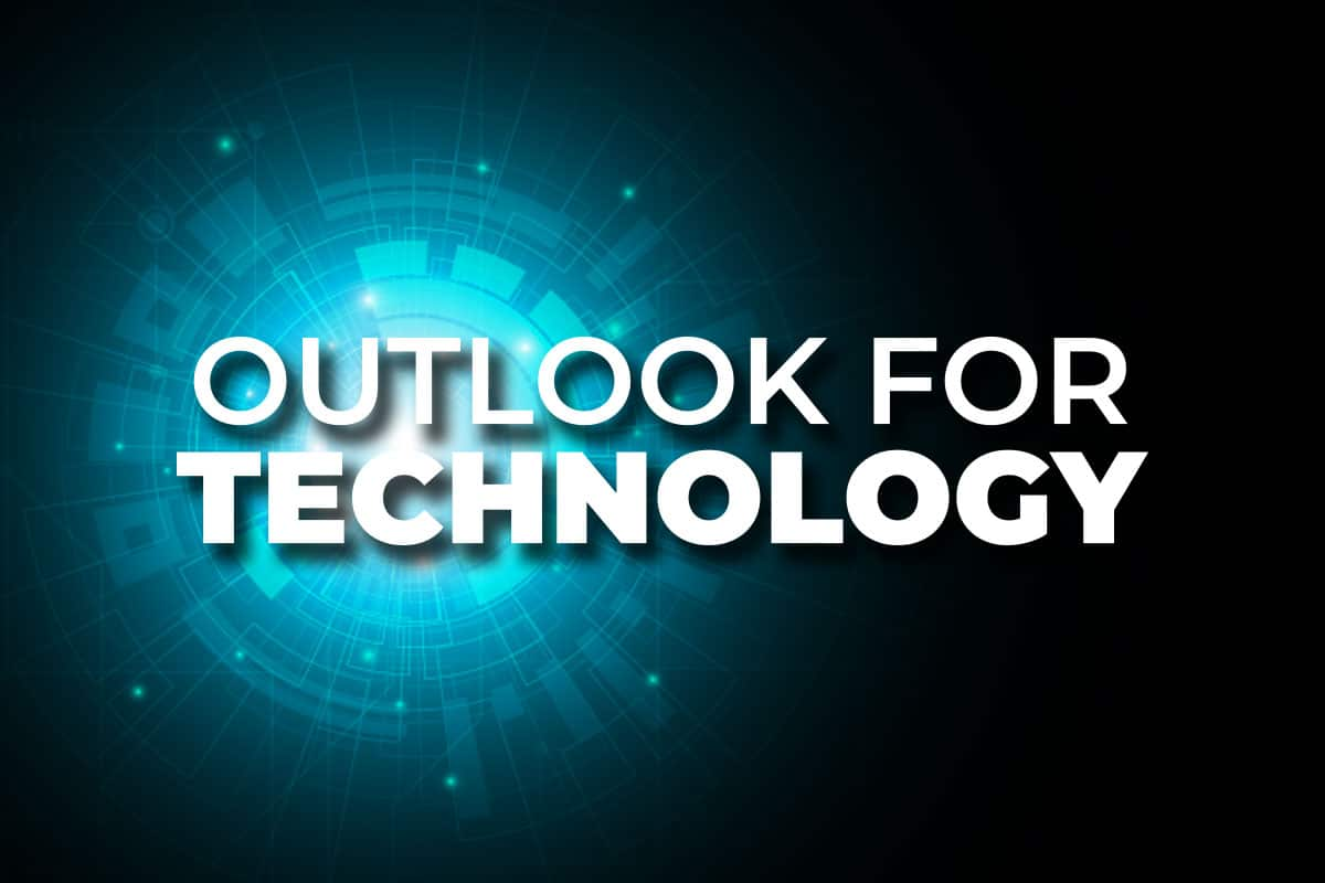 GovData Outlook for Technology